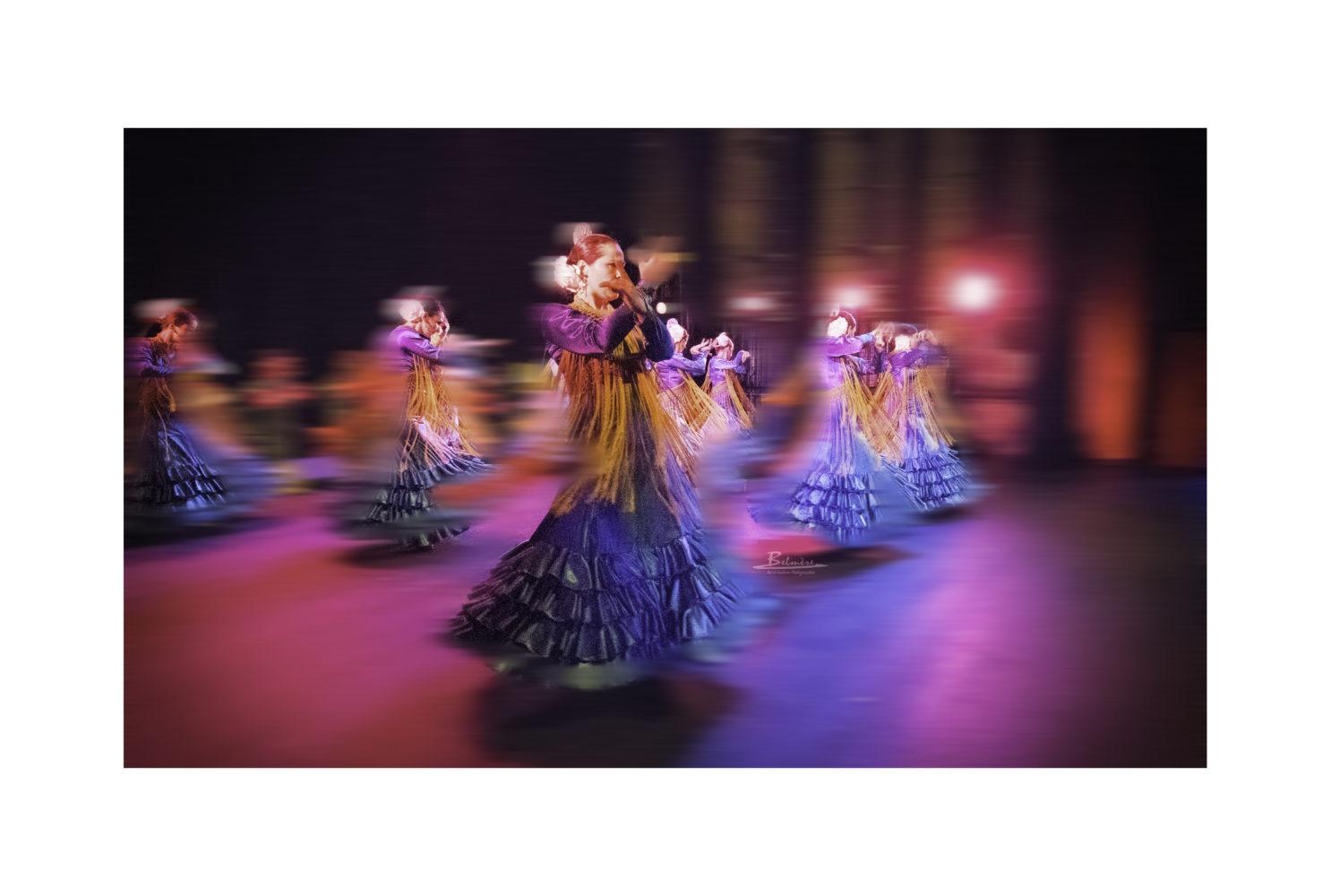 Atelier de Flamenco by Jean-Victor Belmère Photographe d'Art
