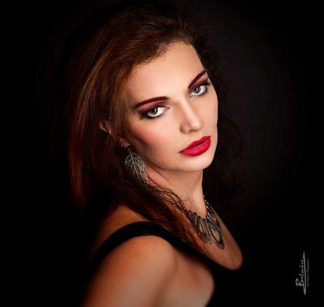 Marie-Ange Roucaud modèle photo