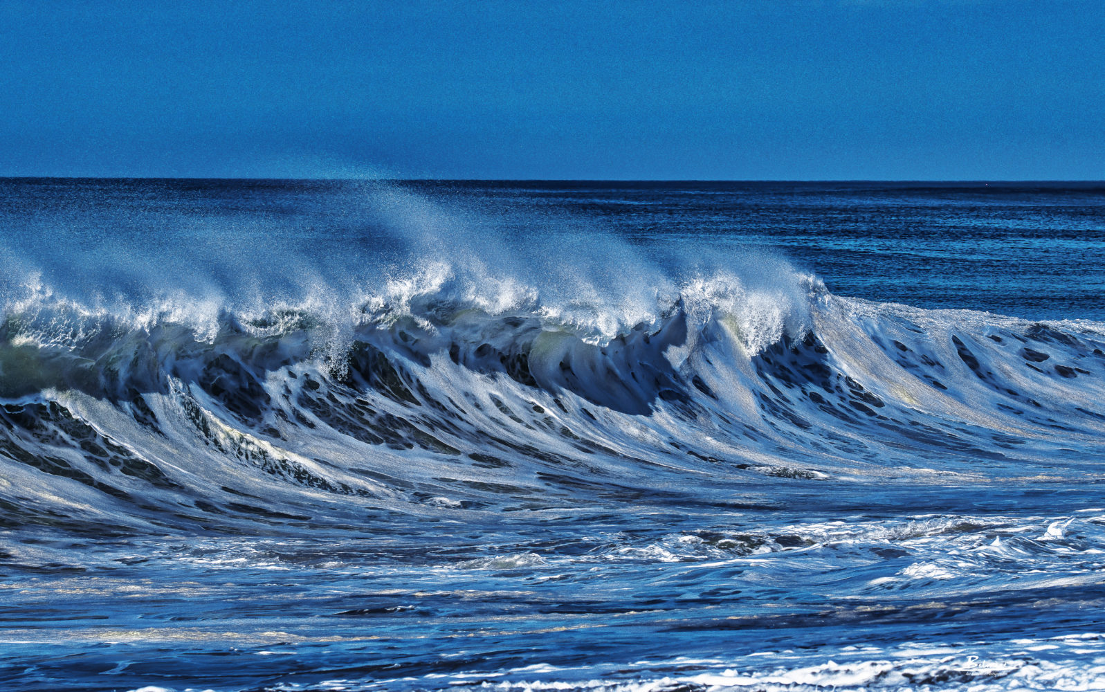 L'océan by Jean-Victor Belmère Photographe d'Art